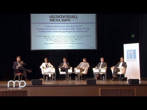 Diskussion: OTT vs. traditionelle Verbreitungswege