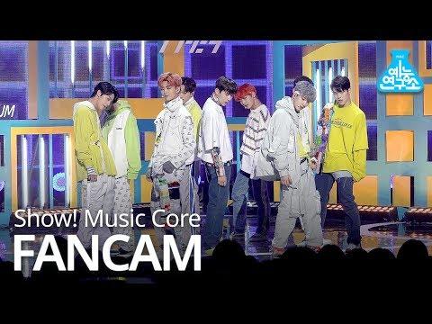 [예능연구소 직캠] 1THE9 - Spotlight, 원더나인 - Spotlight @Show! Music Core 20190413