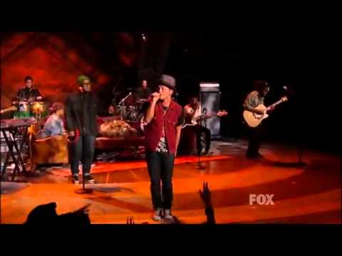 Bruno Mars - The Lazy Song Live HD