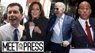 Field Of Dems: Biden's Early Lead Pushes Candidates To Talk About 'Electability' | Meet The Press