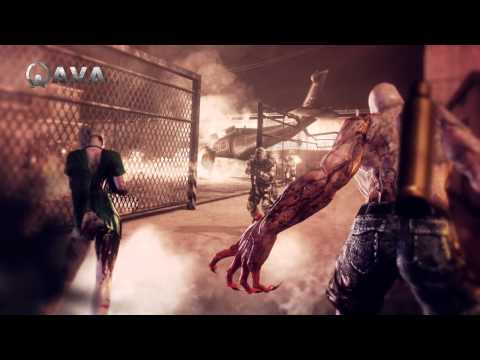 ава зомби: