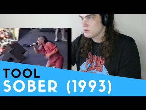 Voice Teacher Reacts to Tool Sober Live at Reading Festival 1993