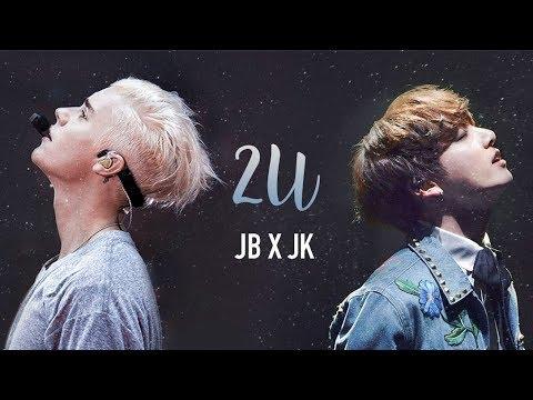 Jungkook x Justin Bieber - 2U (Split Audio/Mash Up) RE-UPLOAD