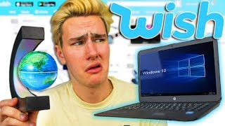$127 Refurbished HP Laptop? - I Bought $454 in Wish Tech Gadgets