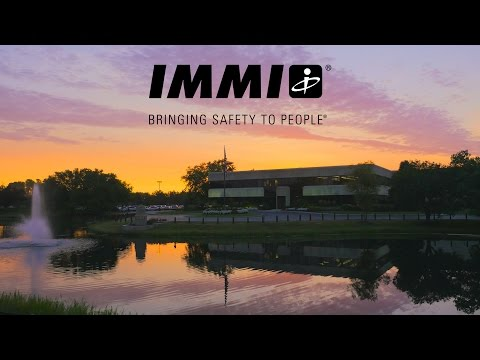 IMMI - Bringing Safety To People 2016