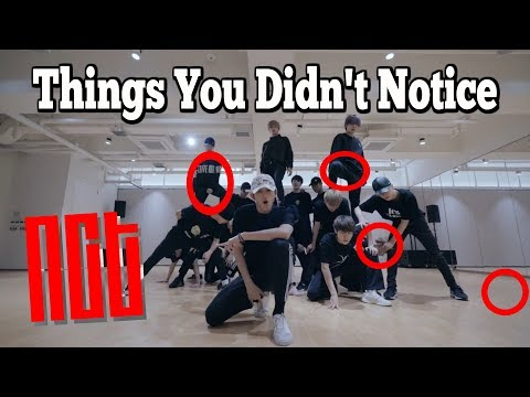 Things You Didn't Notice About NCT's