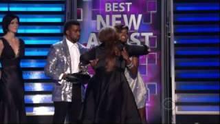 2009 GRAMMY Awards - Adele Wins Best New Artist