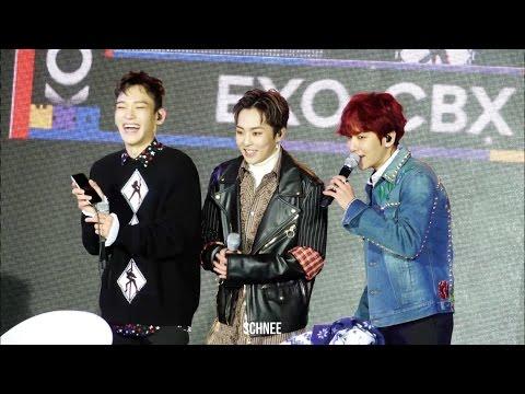 [ENG SUB] 161031 엑소 선배님 '카이'와 데뷔 축하 전화 통화중! | KAI calls to celebrate CBX's debut