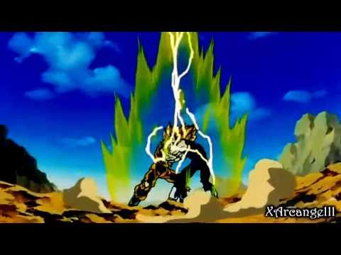 Dragon Ball Z - Goku vs Vegeta [HQ] Fail :p