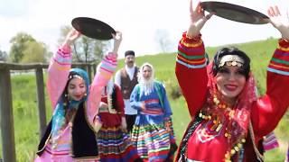 رقص شاد شمالي ( تی مله سنگ تراشون )