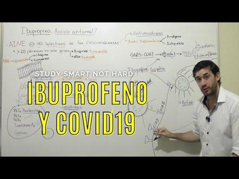 IBUPROFENO COVID 19