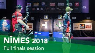 Indoor Archery World Cup Nimes