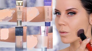 BEST AND WORST FOUNDATIONS