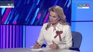 Актуальное интервью Галина Кудря