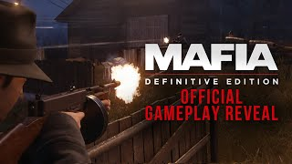Mafia: Definitive Edition - Presentazione ufficiale sequenze di gioco