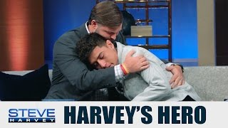 Teacher makes a difference! || STEVE HARVEY