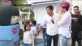 Keluarga Arie Untung hobi wisata kuliner saat akhir pekan