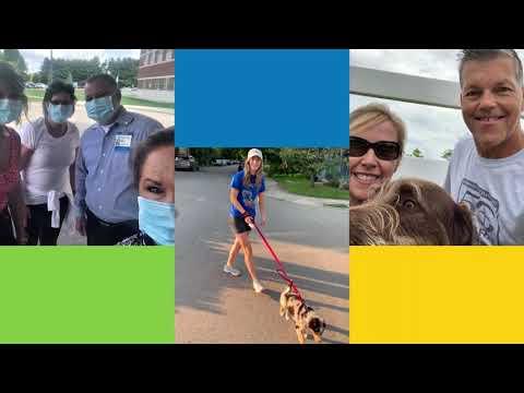 African American Wellness Walk - 2021