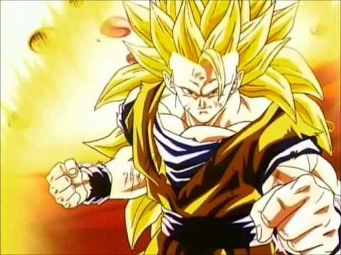Dragon Ball Z Goku vs janemba AMV