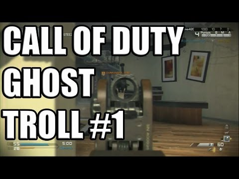 CALL OF DUTY GHOSTS: TROLL 1 - Smashpipe Games