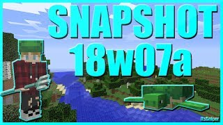 Minecraft Aquatic Update! All 1 13 Details! Everything New