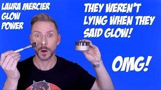 OMG! LAURA MERCIER TRANSLUCENT GLOW SETTING POWDER! REVIEW!