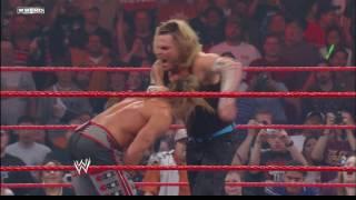 WWE Raw Shawn Michaels vs Jeff Hardy