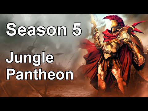 Pantheon Build Jungle Season 6 Cassandras Dream Full Cast