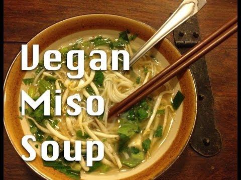 How to Make Vegan Miso Soup