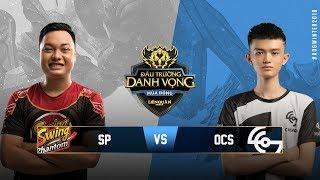 SWING PHANTOM vs OVERLOCKERS [Vòng 11][15.10.2018] - Đấu Trường Danh Vọng Mùa Đông 2018