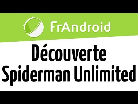 Découverte de Spiderman Unlimited (Gameloft) - YouTube