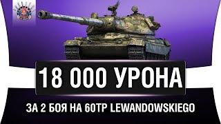 2 ЛУЧШИХ БОЯ НА 60TP Lewandowskiego
