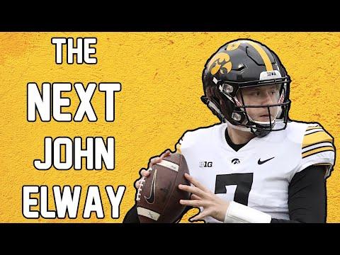 Meet the Future of Iowa Football (Spencer Petras)