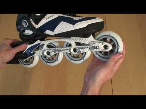 Inline Skates k2 Moto 90 k2 Moto 90 Review