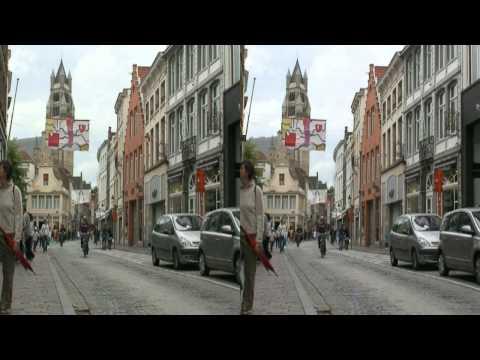 3D HD Bruges, Belgium