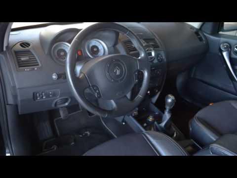 Renault Mégane 2.0-16V DYNAMIQUE LUXE LPG G3 Airco ECC Cruise con