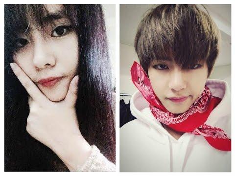 Shocking BTS Female Look Alikes