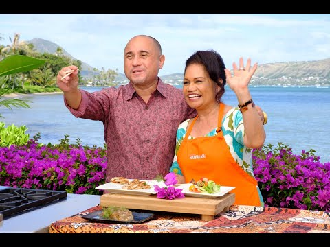 Cooking Hawaiian Style Episode 705 With Puamana Crabbe