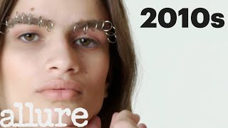 100 Years of Brows   Allure