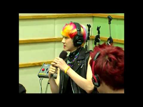 130530 Sukira - Sehun crying ENG SUB message to EXO members