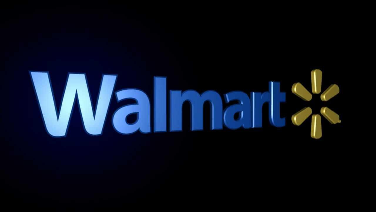 Walmart Logo 3d Youtube