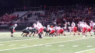 Watch first-half highlights of No. 6 Cuyahoga Heights' overtime win against No. 7 Smithville