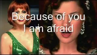 Reba + Kelly - Because of You (karaoke)