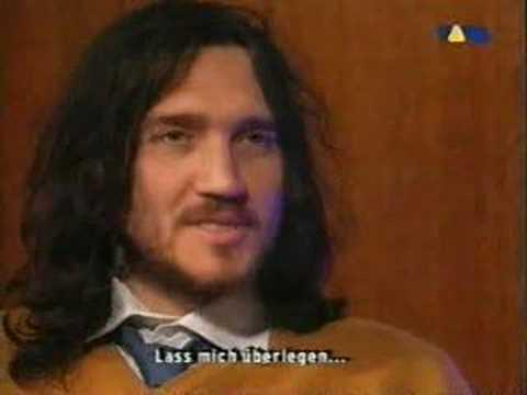 Interesting. You john frusciante bedroom lick