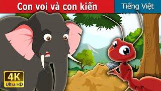 Con voi và con kiến | Elephant and Ant Story in Vietnamese | Truyện cổ tích việt nam