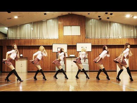 HELLOVENUS 헬로비너스 - '끈적끈적(StickySticky)' 스쿨룩 안무 Choreography (School Girl Look ver.)