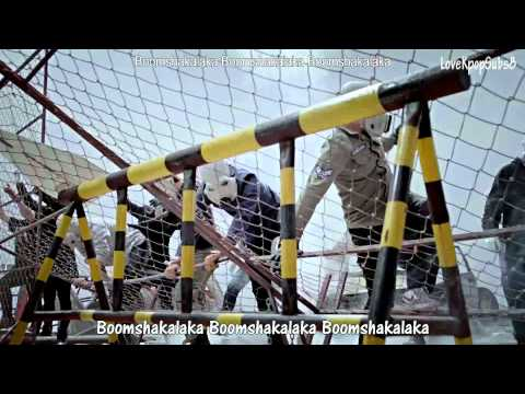 Big Bang - Fantastic Baby MV [English subs + Romanization + Hangul] HD