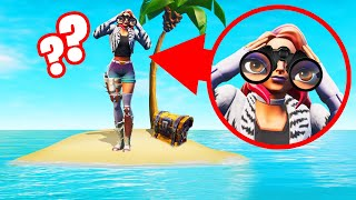 I Got LOST In FORTNITE! (Guess Location To SURVIVE)