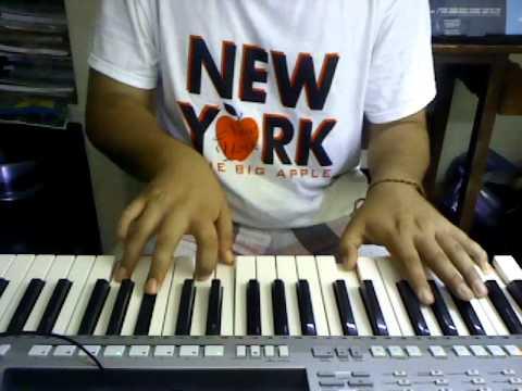 El Payaso piano tutorial Marcos Vidal
