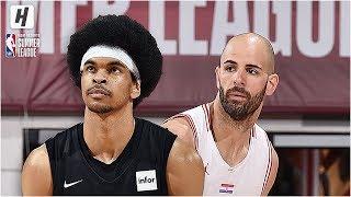 Brooklyn Nets vs Croatia - Full Game Highlights   July 7, 2019 NBA Summer League